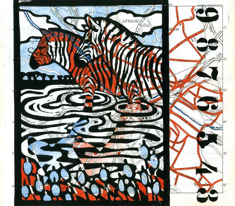 Zebras in Leeds