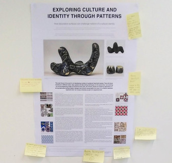MA Poster Presentation: Show & Tell