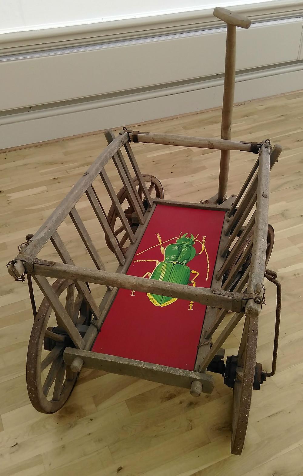 one wagon