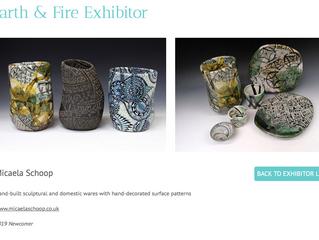 Earth & Fire International Ceramic Fair