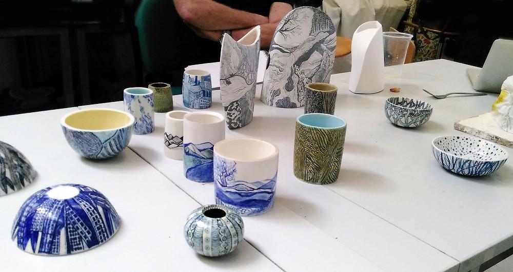 Natasha's pots