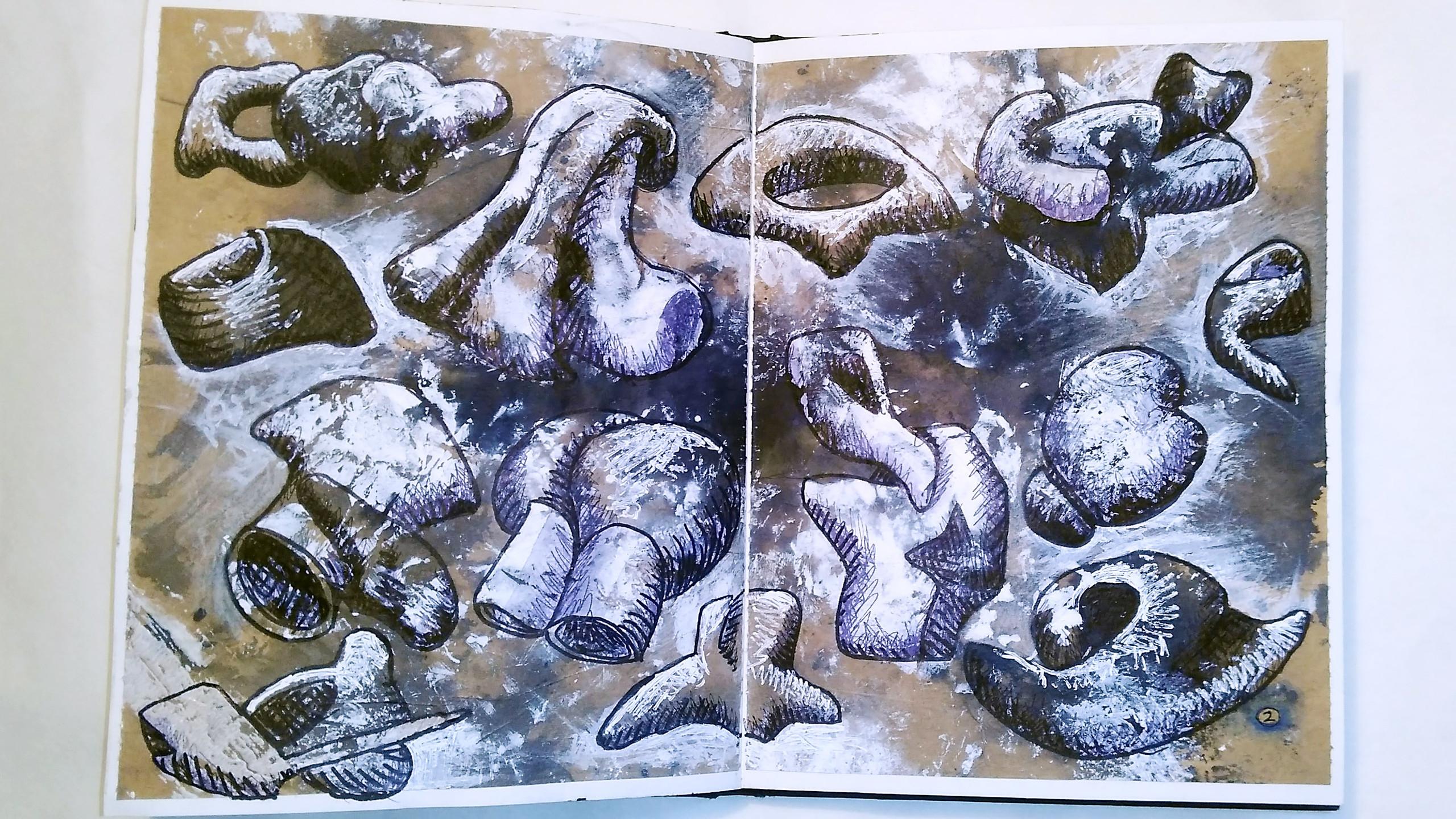 third sketches