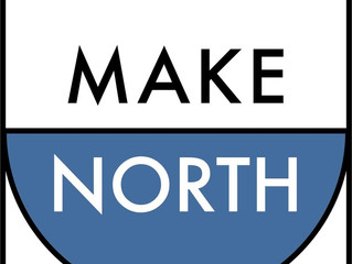 Being part of Make North Community Studios in Preston