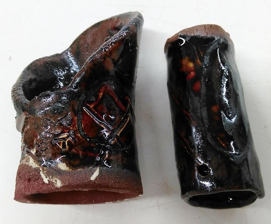 AH glaze result