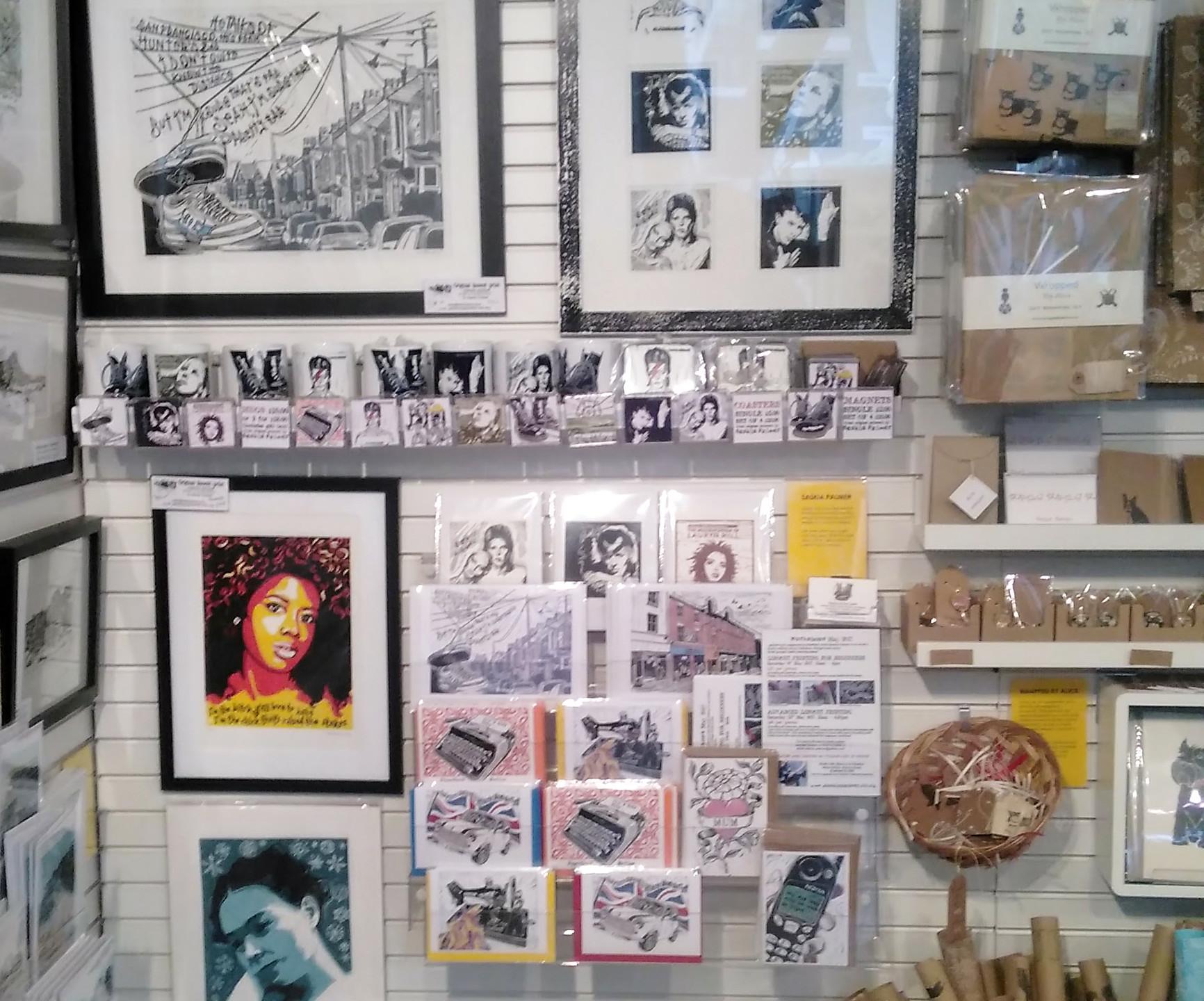 Saskia Plamer's prints