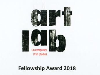 Winner of the ArtLab Fellowship in Ceramics 2018