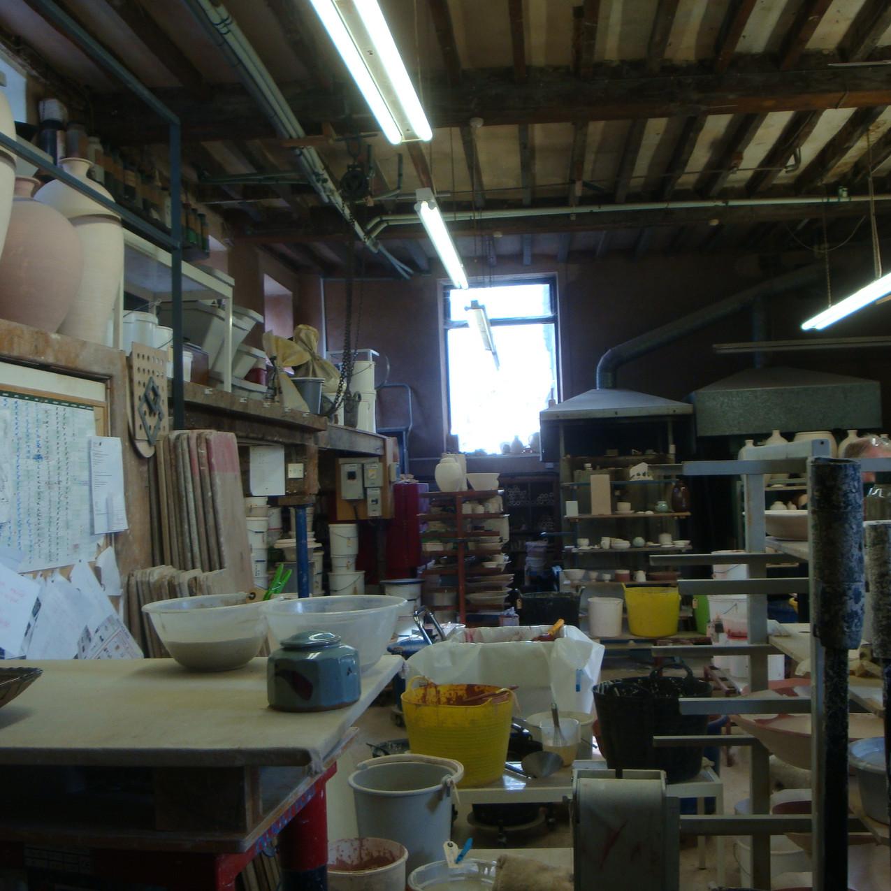 Brockhouse Pottery