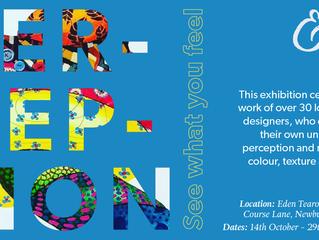 Perceptions Exhibition at Eden Galleries in Newburgh, Lancashire