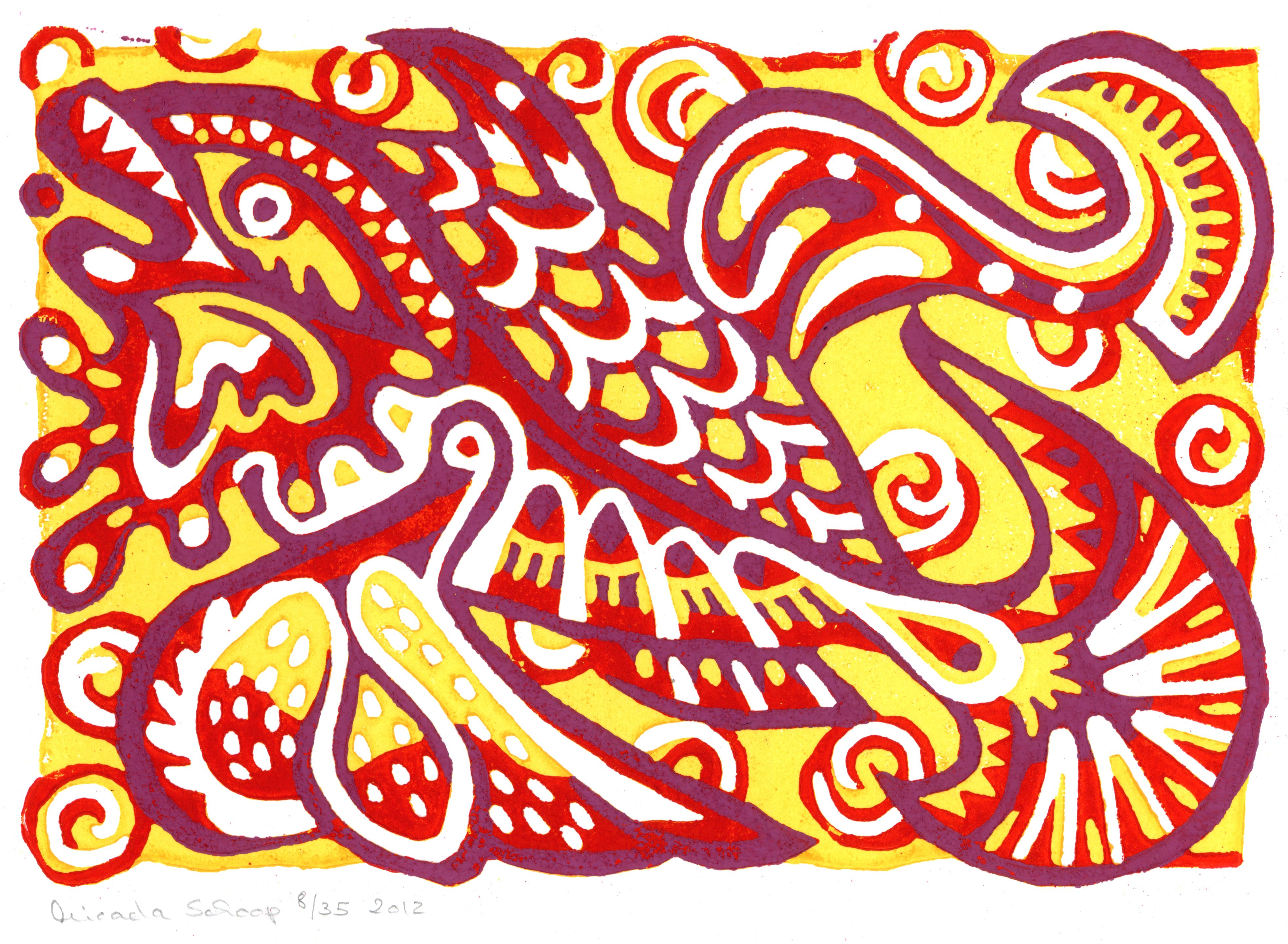 Fish Dancing 5