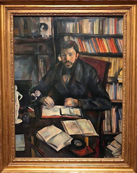 Paul Cezanne – Gustave Geffroy 1895/1896