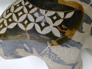 Large Figures: Surface Decorating