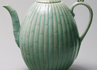 Searching for the right Celadon glaze: part 1