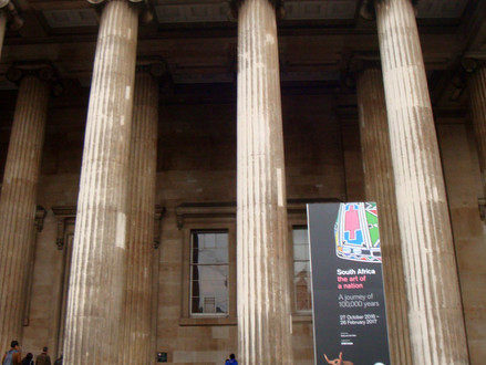 Exhibition: South Africa: The Art of a Nation