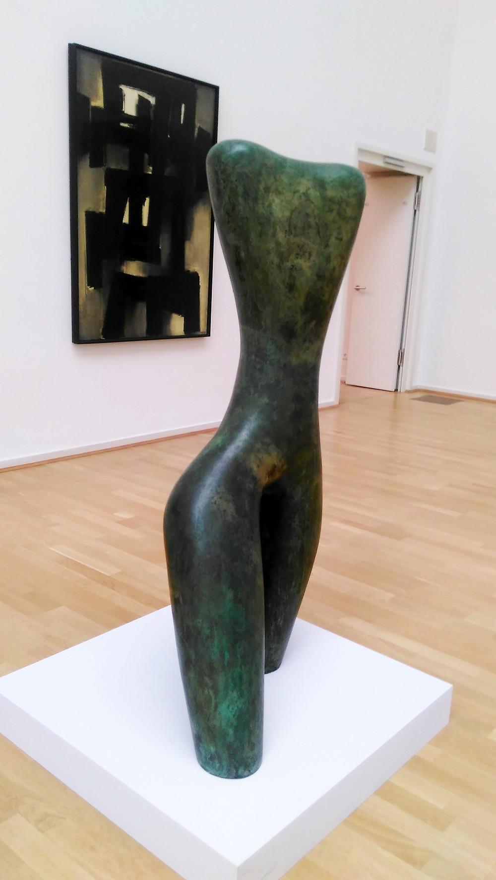 Torso, 1950 by Karl Hartung