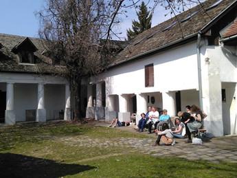 Study trip to the International Ceramics Studio in Kecskemet, Hungary
