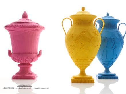 Talk by Michael Eden - ceramic maker