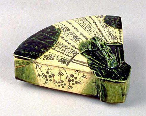 Ao Oribe form 16th century
