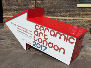 Ceramic Art London 2017: The Talks