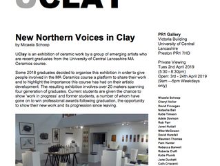 Article in Emerging Potters online magazine