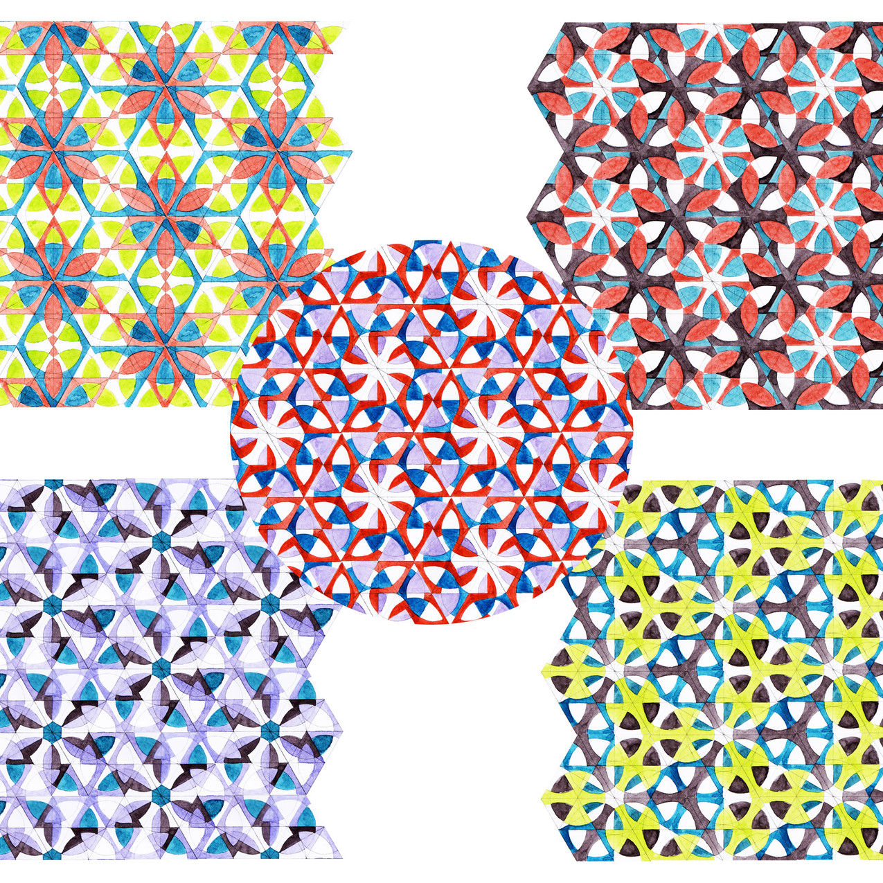 Square grid4