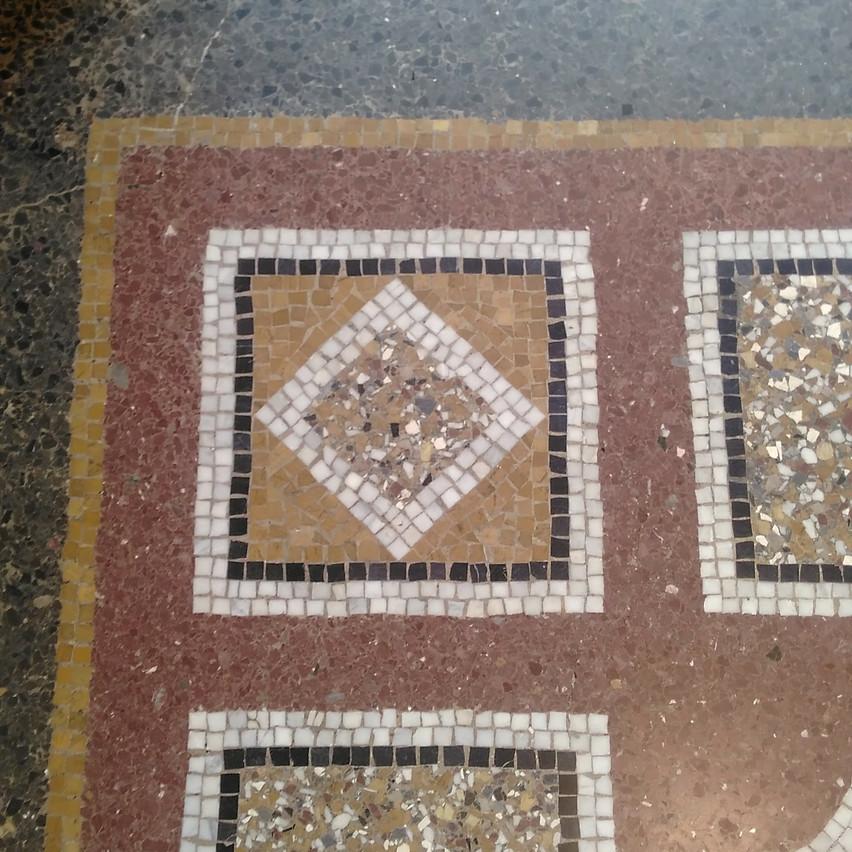 Floor in Kunsthalle