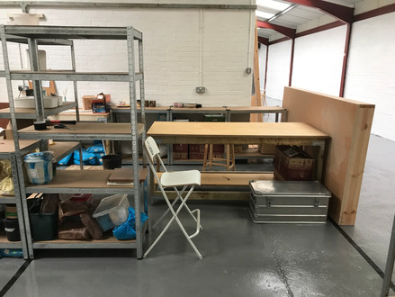 Exciting Studio Move