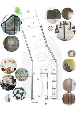 2014-Architectenbureau KNAP-1417-STUDIE-Interieur-keuken