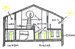 2014-Architectenbureau KNAP-1311-STUDIE-volume-doorzicht-01
