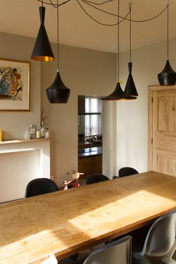 2014-Architectenbureau KNAP-Tolstraat-Renovatie-Interieur-Licht-Hout