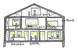 2014-Architectenbureau KNAP-1311-STUDIE-volume-doorzicht-02