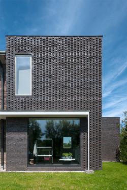 2015-Architectenbureau KNAP-Uitbreiding-Renovatie-Dorpsstraat-Fotografie Eli Lammertyn