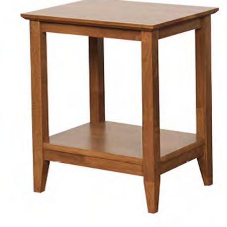 Quadrat Lamp Table