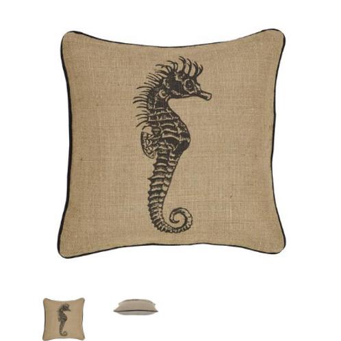 Seahorse Cushion