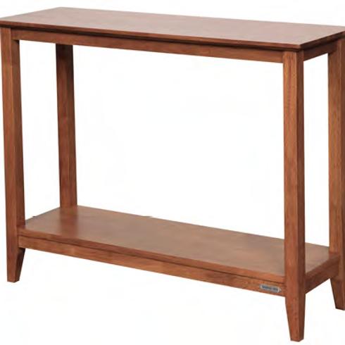Quadrat Console Table