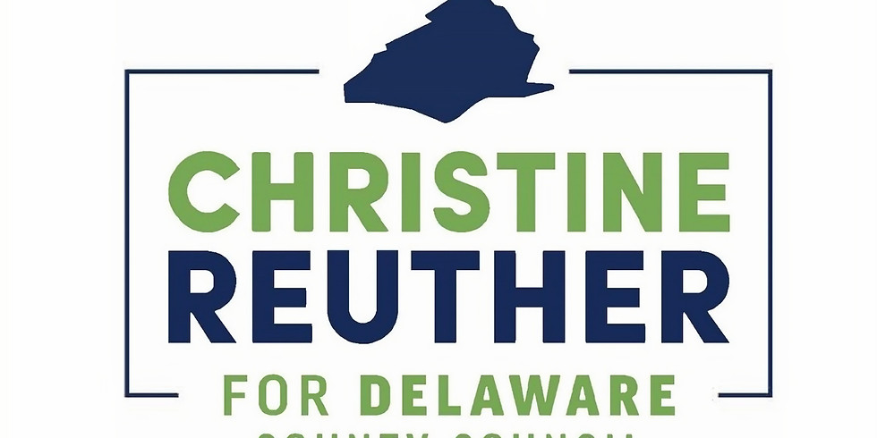 Radnor Meet + Greet for Christine Reuther, County Council Candidate