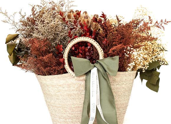Canasta Dry Flowers