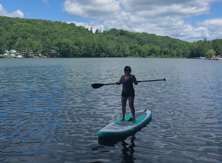 Introducing SUP Fitness!