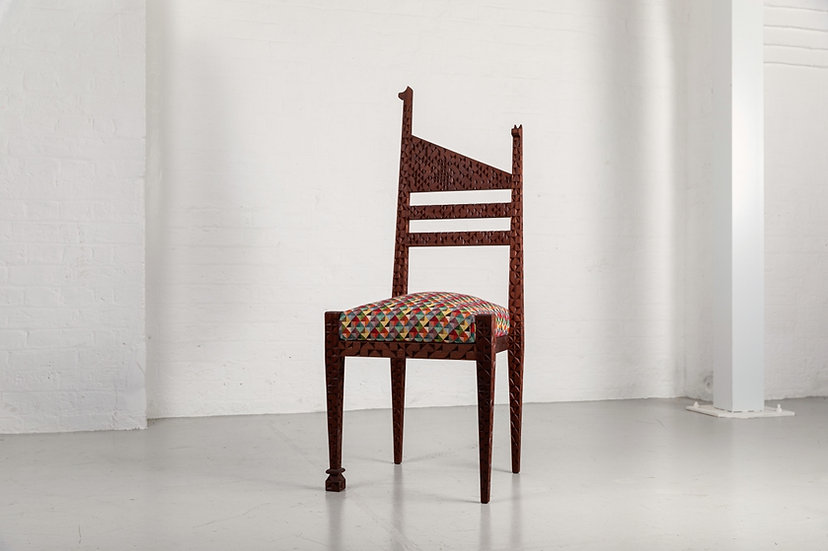 Cuneiform Dining Chair
