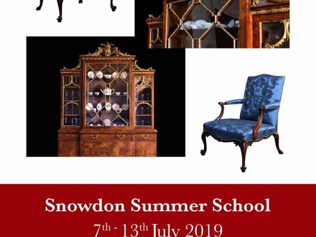 Snowdon Summer School