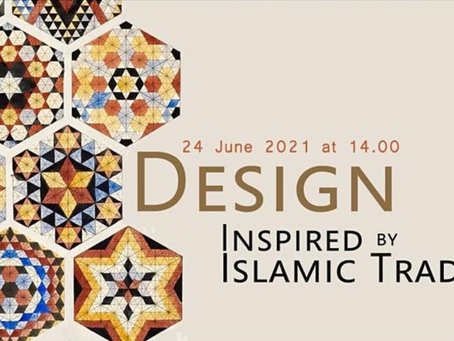 Design Inspired by Islamic Tradition - Study Day