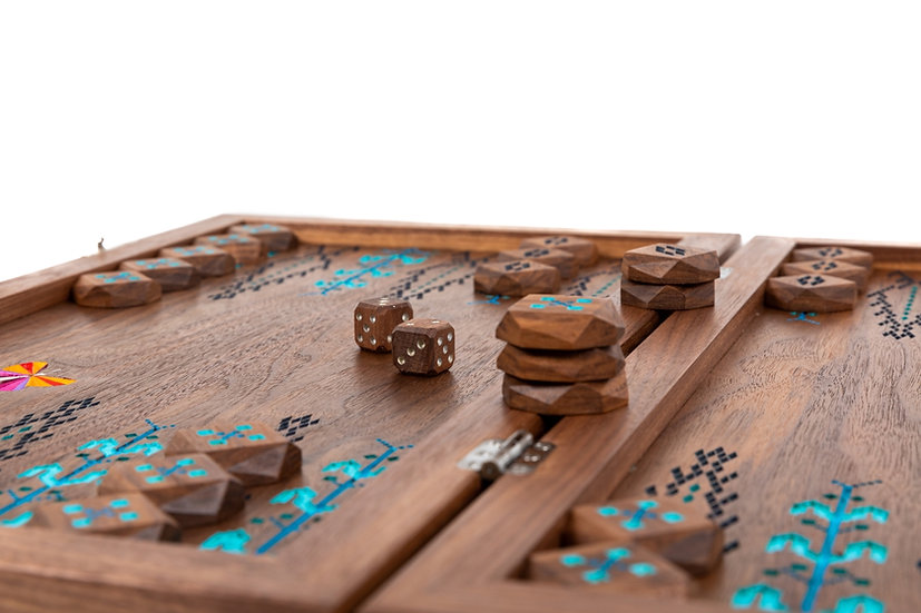 Boustan Backgammon Board
