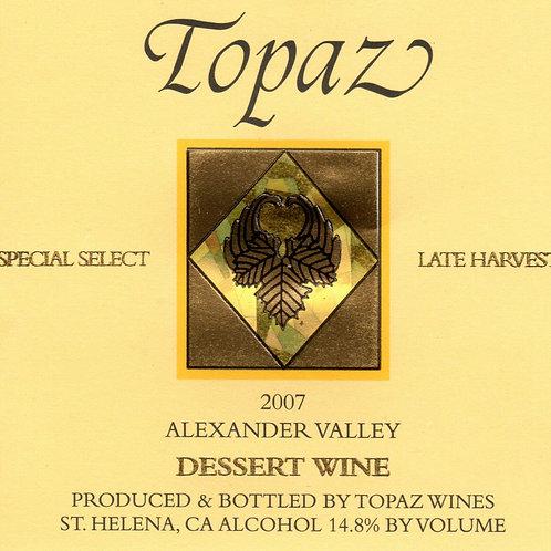 2007 Alexander Valley Special Select