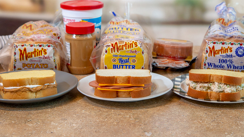 Simple Sandwiches