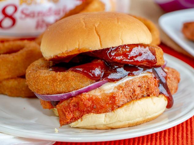Texas Smokehouse Pork Tenderloin
