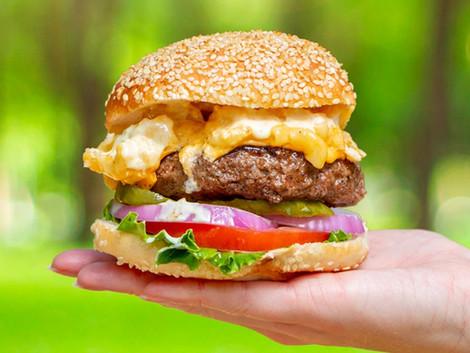 Mac and Cheese Burger