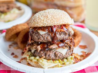 BBQ Lovers Burger