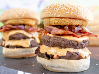 Southern Stacked Burger