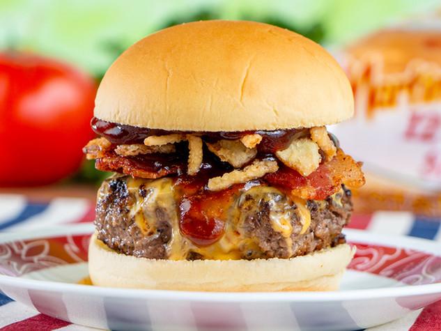 Cowboy Mini Burger