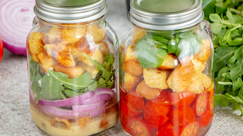 Easy Meals for Work