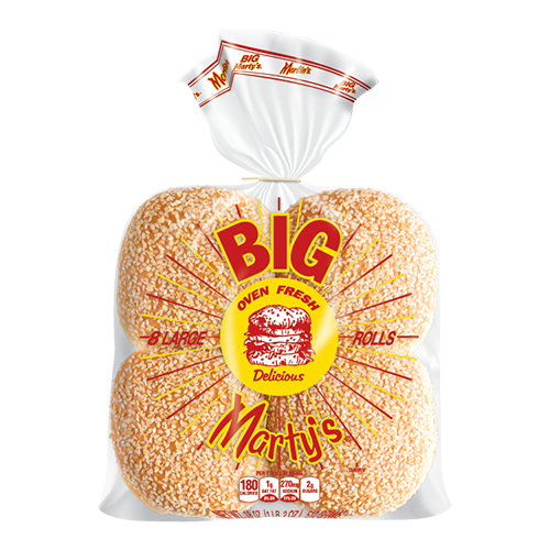 Big Marty's Rolls